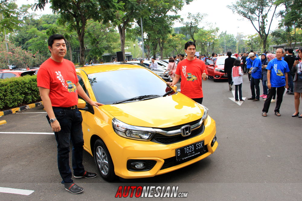 All-new Honda Brio Handover