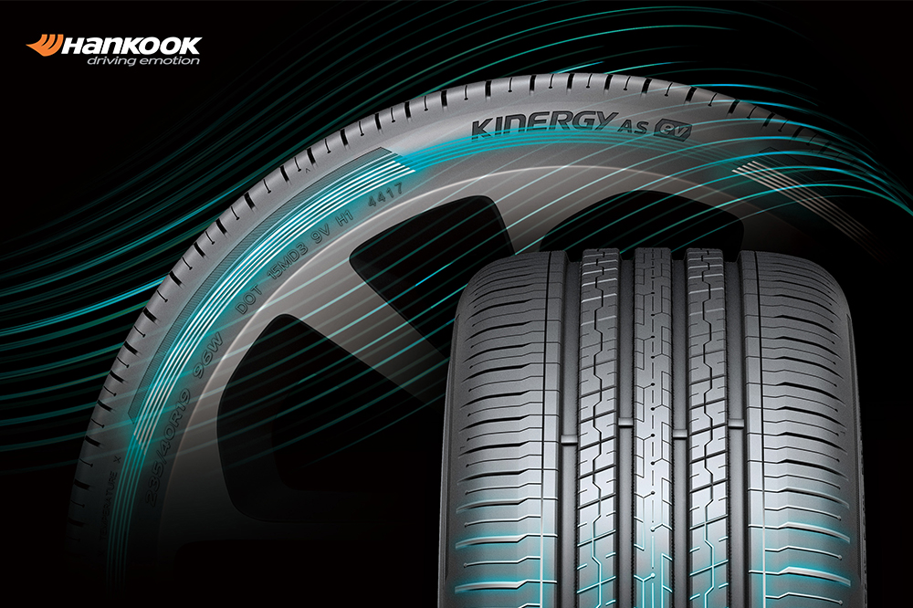 Hankook Tire Kinergy AS ev