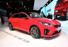KIA Proceed di Paris Motor Show 2018
