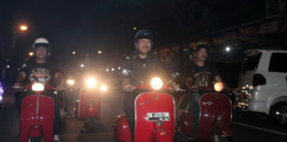 Dewata Scooter Club hut 23 tahun