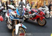 Pameran Sepeda Motor premium Sobat Riders dimeriahkan 7 brand ternama