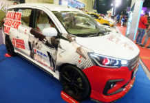 All New Suzuki Ertiga IMX 2018