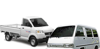 New Suzuki Carry Pick Up dan Carry Real Van