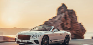 All-New Bentley Continental GT Convertible