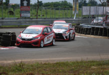 alvin bahar Indonesia Touring Car Championship 2018