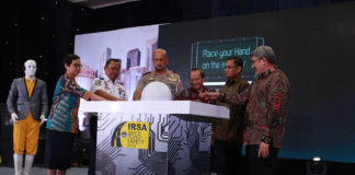 Indonesia Road Safety Award (IRSA) 2018