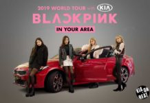 KIA Motors Blackpink World Tour 2019