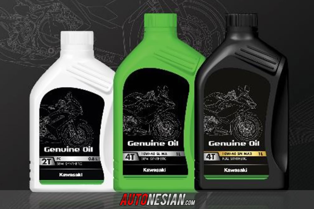 Product Kawasaki Genuine Oil