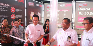 Pertamina Bright Wash by Autoglaze Car Wash