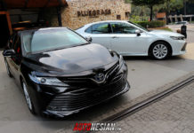 All New Toyota Camry