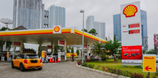 SPBU Shell Indonesia