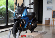 BMW C400X Indonesia
