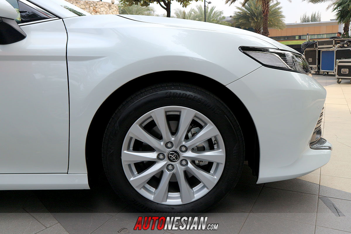 Ban Bridgestone Turanza T005A All New Toyota Camry