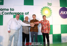 British Petroleum BP Indonesia