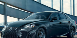Lexus IS 300 F Sport Black Line Special Edition MY 2019