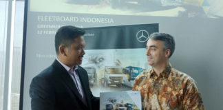 Mercedes-Benz FleetBoard Indonesia