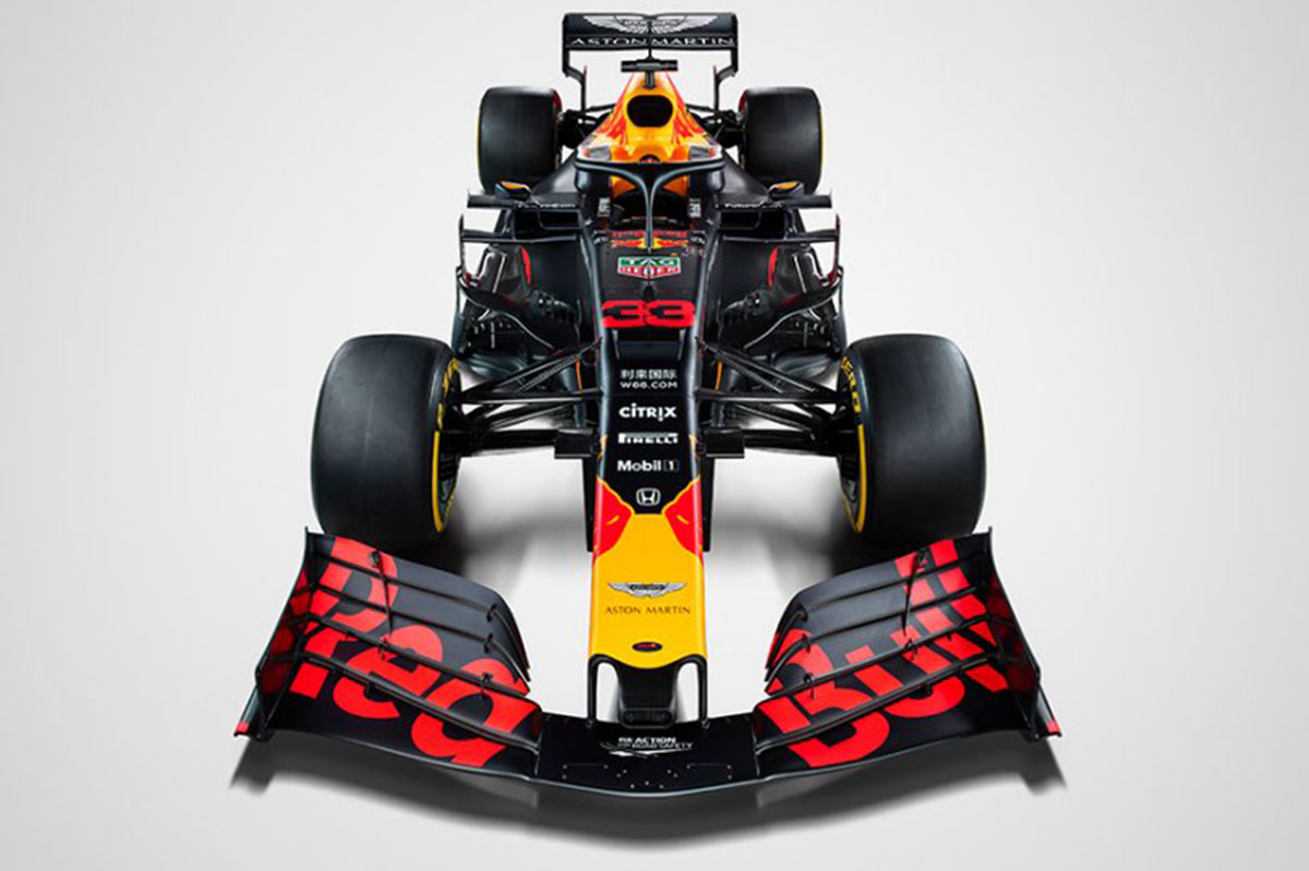 Mobil F1 Team Aston Martin Red Bull Racing