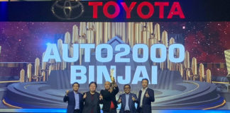 Auto2000 The Best Toyota Dealer People Contest