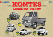 Suzuki Kontes Legenda Carry
