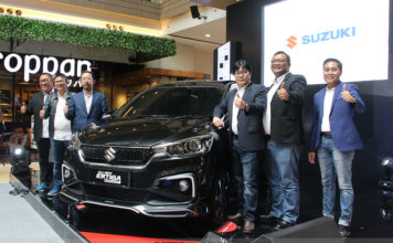All New Suzuki Ertiga Sport