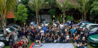 GathNas Indonesia Peugeot 306 Community 2019