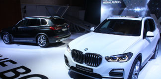 All New BMW X5 xDrive40i xLine