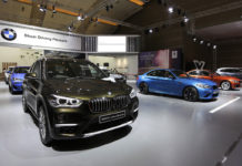 BMW Group Indonesia Pavilion Telkomsel IIMS 2019