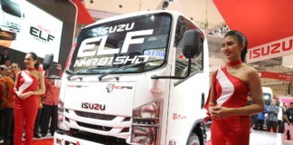 Isuzu Elf NMR 81 SHD