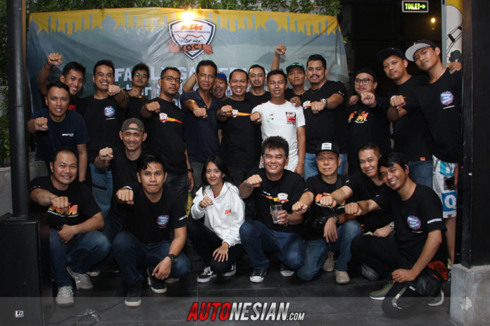 KTM Owner Community Indonesia (KOCI)