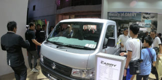 All new Suzuki Carry Pick up