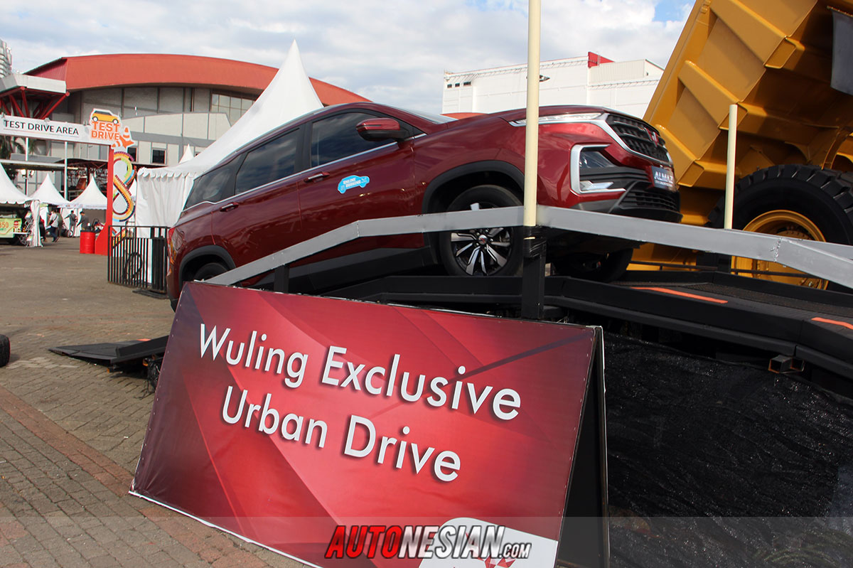 wuling exclusive urban drive telkomsel iims 2019