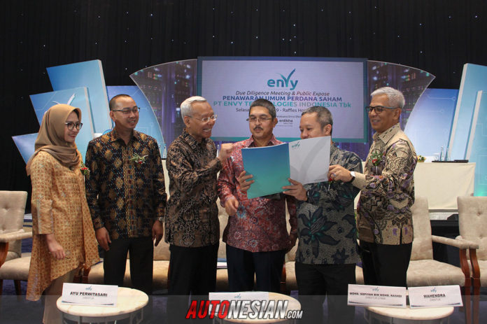 Envy Technologies Indonesia