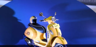 New Vespa GTS Super 150 i-get ABS
