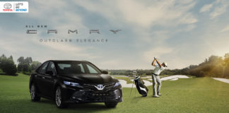 Toyota Indonesia Camry Invitational Golf Tournament 2019