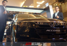 All New Honda Accord Bandung