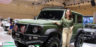 All New Suzuki Jimny Tough Concept