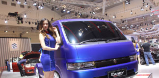 Suzuki New Carry Fluzh Concept
