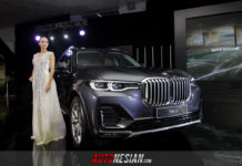 BMW X7 xDrive40i Pure Excellence Indonesia