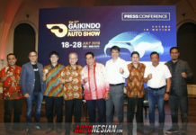 GAIKINDO Indonesia International Auto Show (GIIAS) 2019