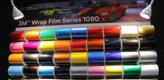 sticker wrapping 3m indonesia wrap film series