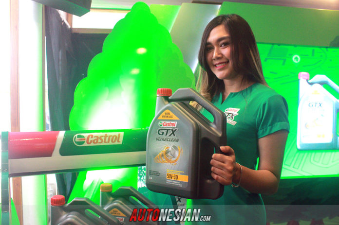 Castrol Indonesia GTX Ultraclean 5W-30