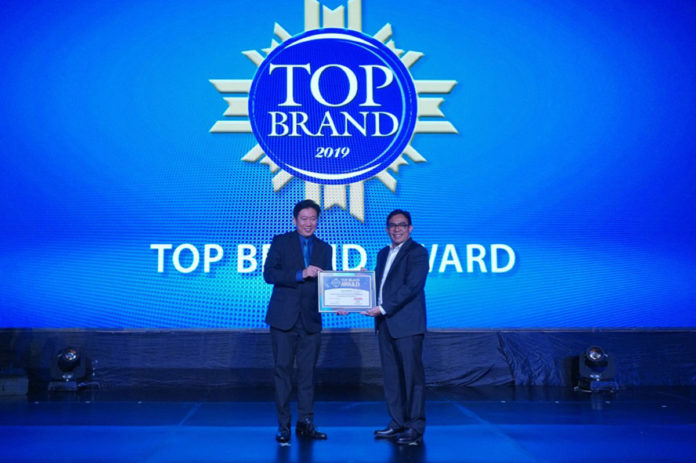 Dealer Toyota Auto2000 Top Brand Award 2019