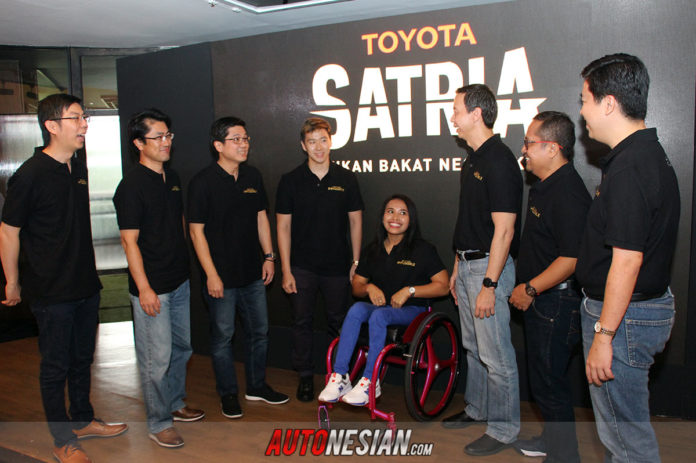 Toyota Start Your Impossible Satria