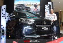 All New Ertiga Suzuki Sport.