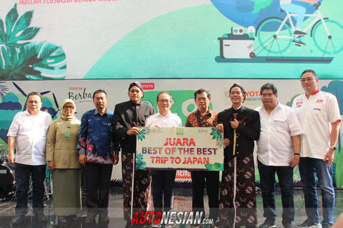 Toyota Eco Youth ke 11 2019