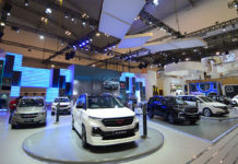 wuling indonesia booth GIIAS 2019
