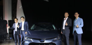 All New Toyota Corolla Altis HEV Indonesia