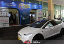 Indonesia Electric Motor Show 2019