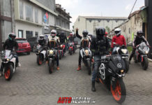 KTM Owners Community Indonesia KOCI ADVENTOUR
