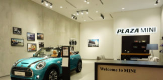 MINI Indonesia Plaza Mini Pop Store PIK Avenue